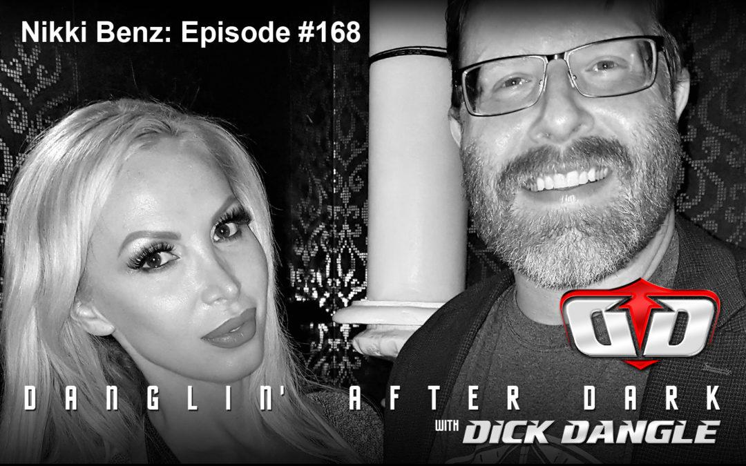 Nikki Benz: Episode #168