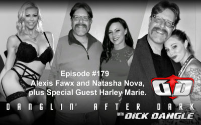Alexis Fawx and Natasha Nova, plus Harley Marie: Episode #179