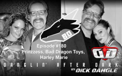 Prinzzess, Bad Dragon Toys, Harley Marie: Episode #180