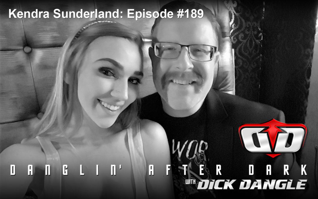 Kendra Sunderland: Episode #189